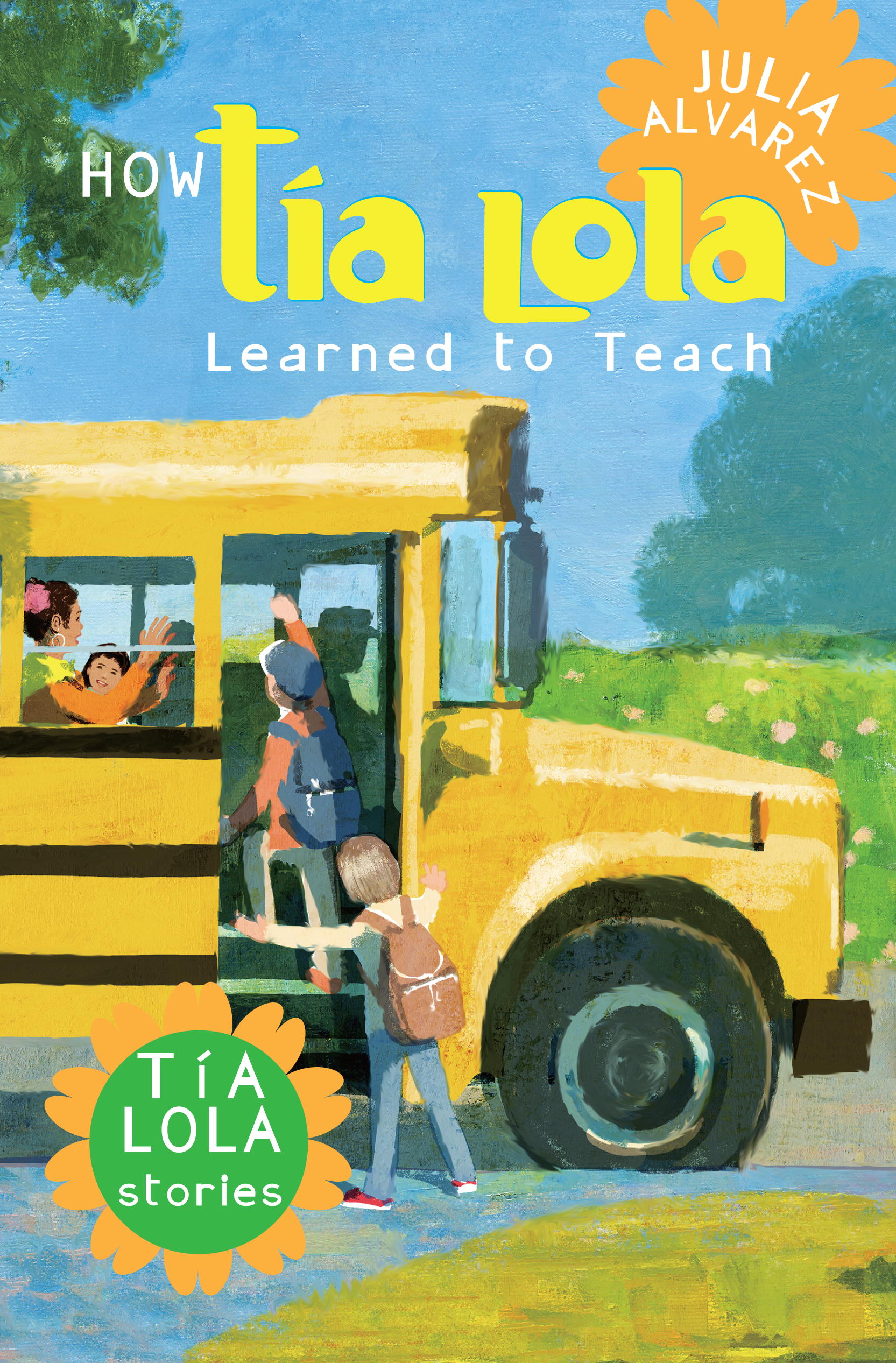how tia lola learned to teach cover